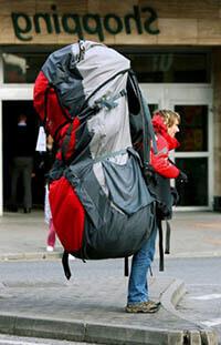 Как выбрать рюкзак для похода в горы и путешествий