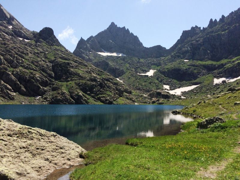 Озеро в Мегрелии