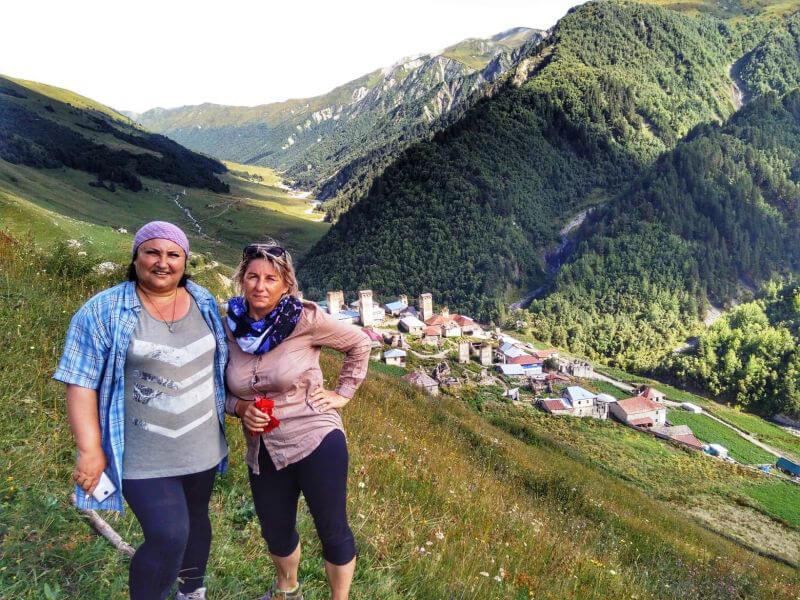 Над селом Іпралі