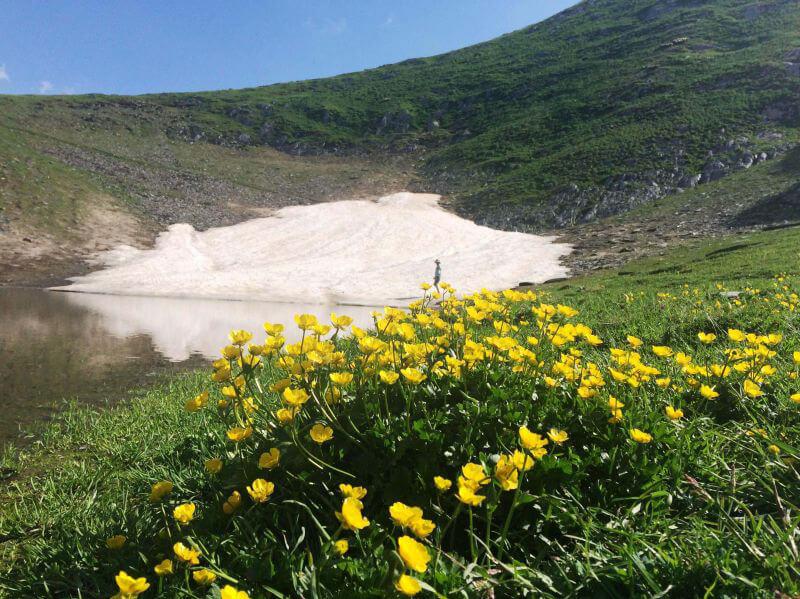 Озера Сванетии