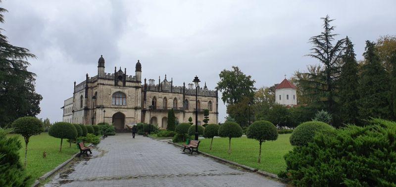 Дворец Дадиани в Зугдиди