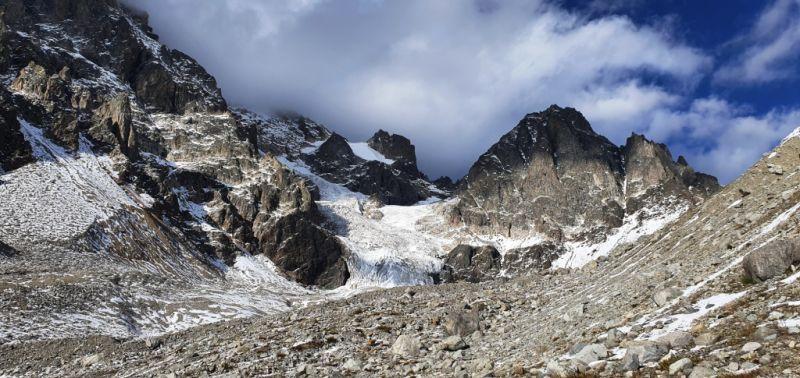 Радиалка к леднику