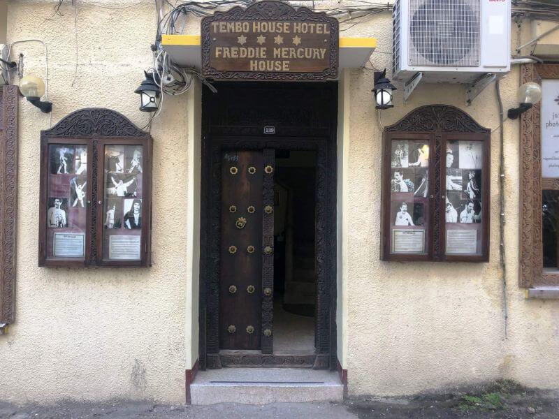 Будинок-музей Фредді Меркьюрі