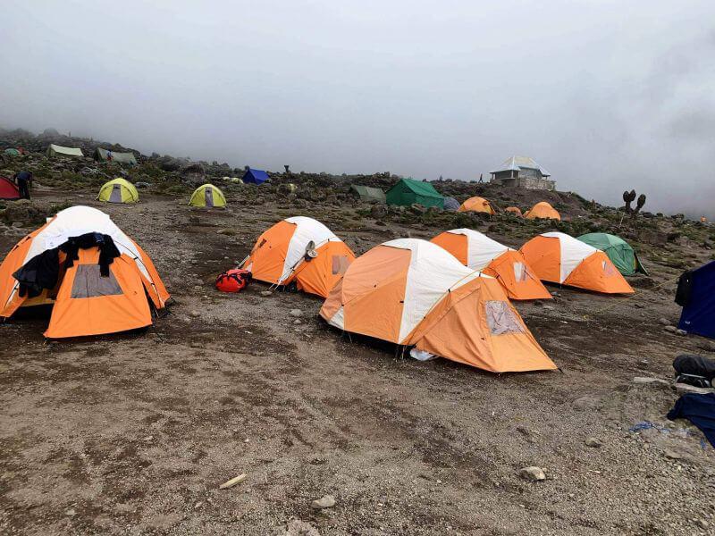 Штурмовий табір Кіліманджаро