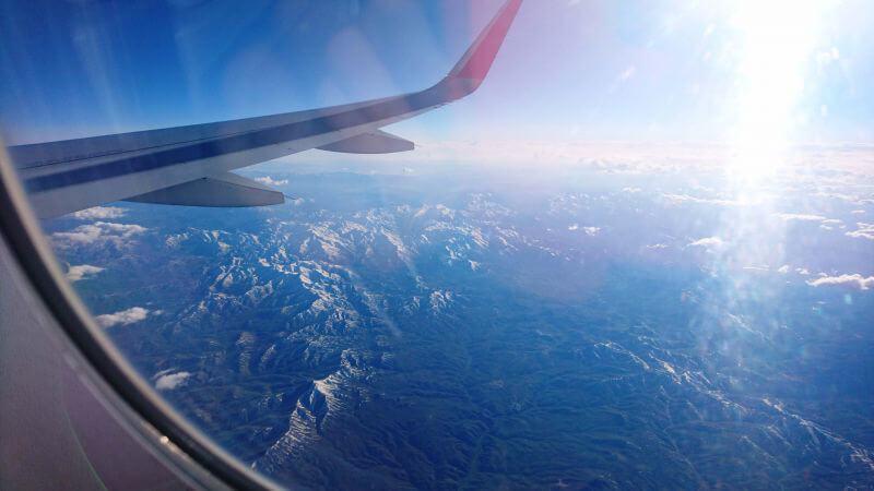 Перелет в Непал