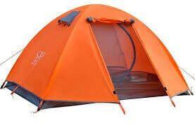 палатка с внутренним каркасом