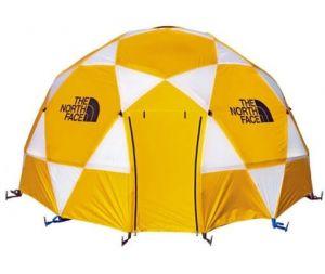 большая палатка для базового лагеря