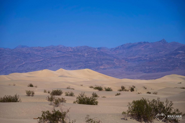 пейзаж Долины Смерти