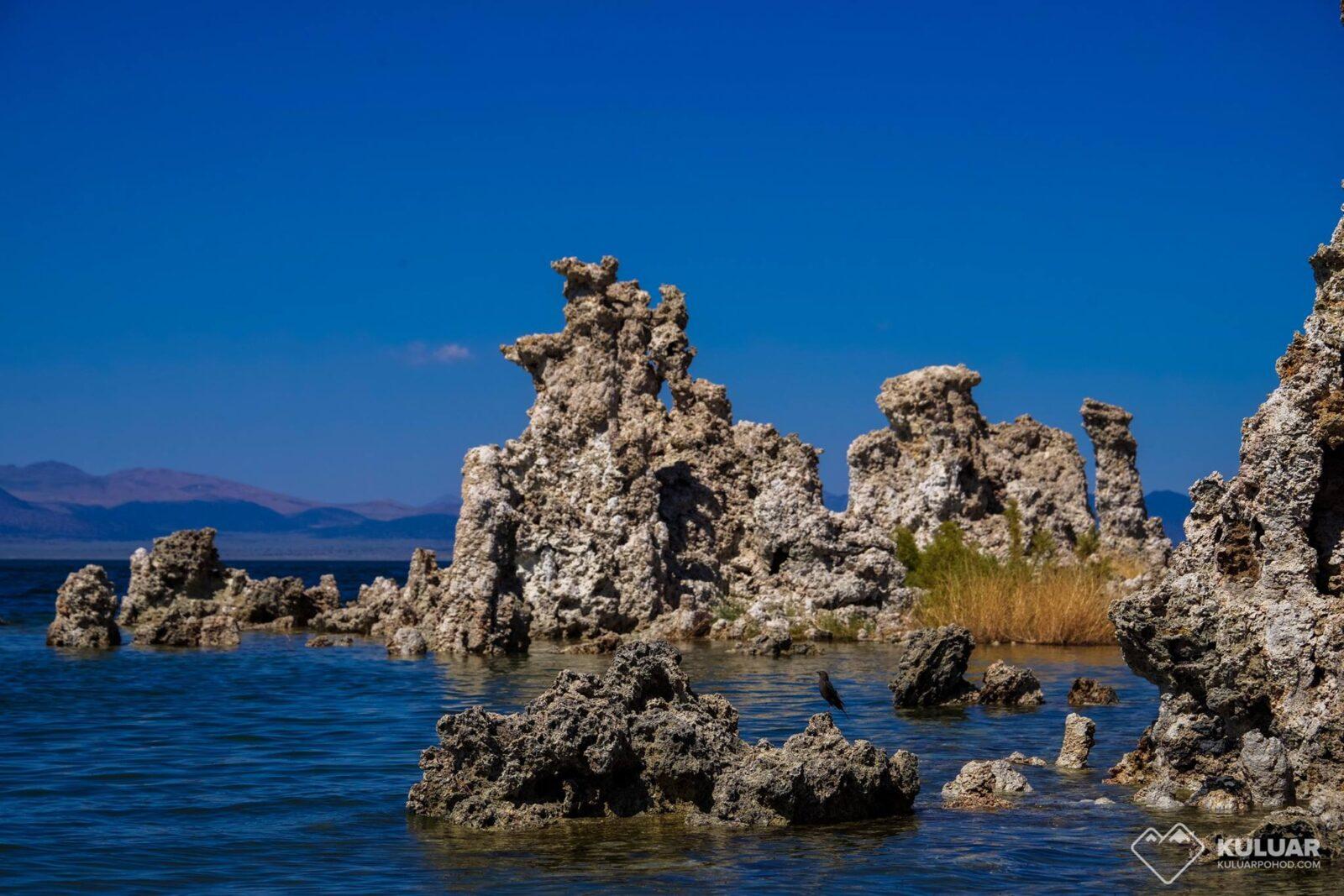 Mono Lake Калифорния