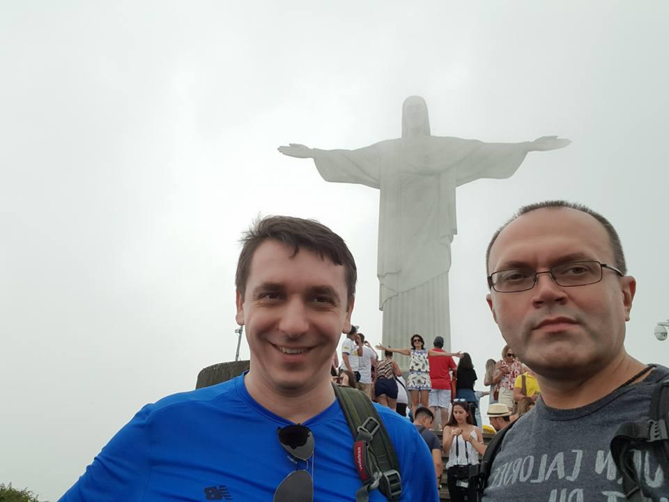 Статуя Христа Спасителя в Рио