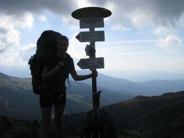 отзыв на поход по Черногорскому хребту