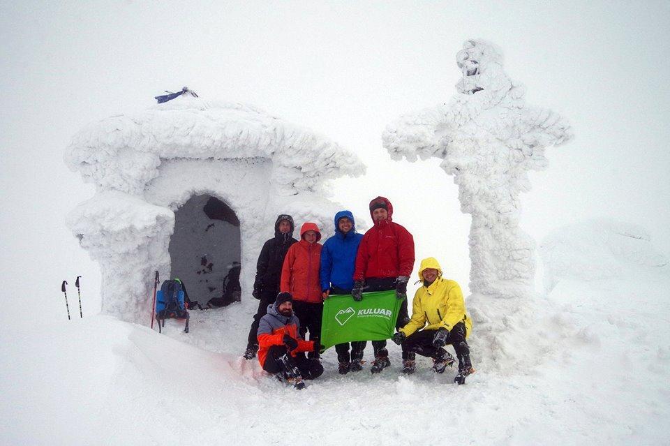 Поп Иван зимой