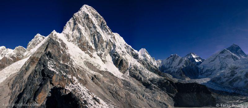 пумори и Эверест