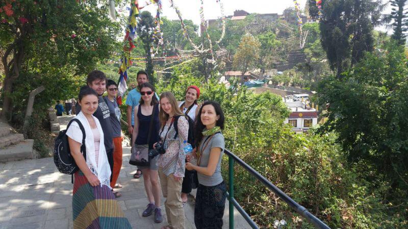 Экскурсии по Катманду