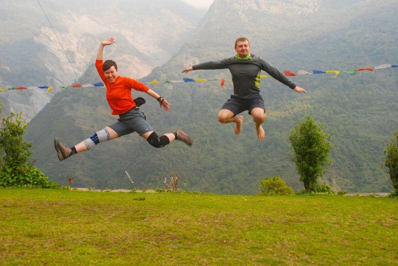 Ура! Непал!