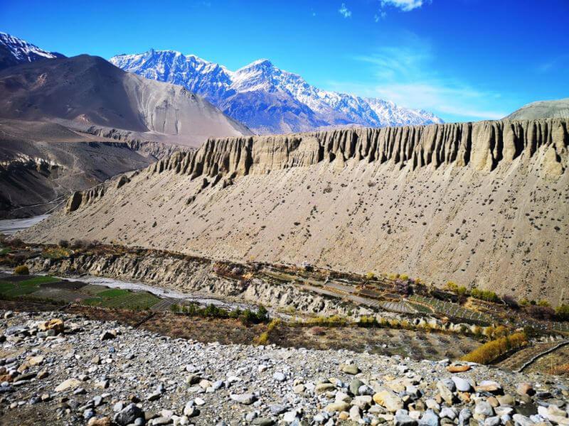 Пустынные склоны