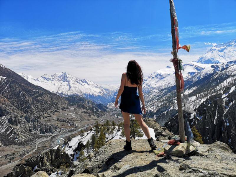 Панорама Непала