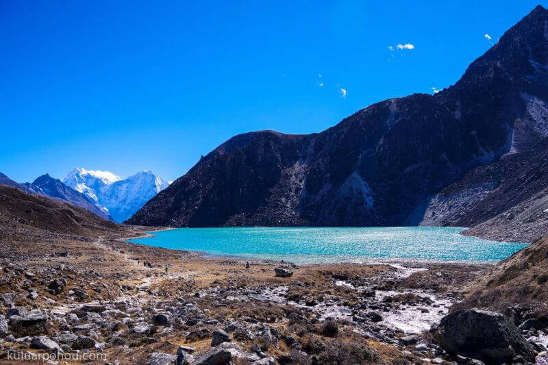 Озеро Гокио