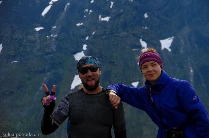 отзыв на поход по Норвегии