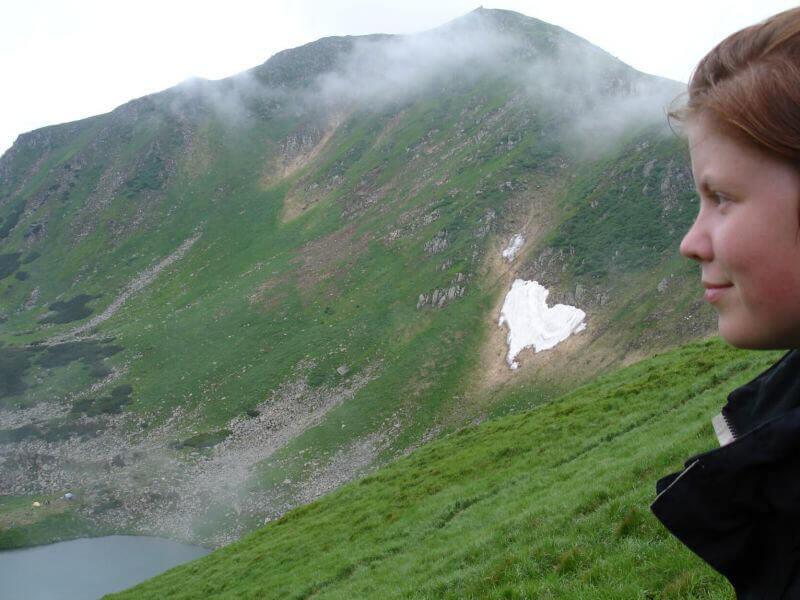 Озеро Бребенескул - настоящий бриллиант