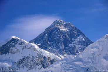 а это Эверест