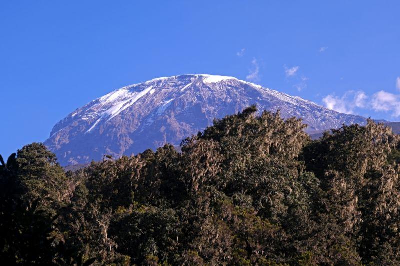 Вершина Килиманджаро