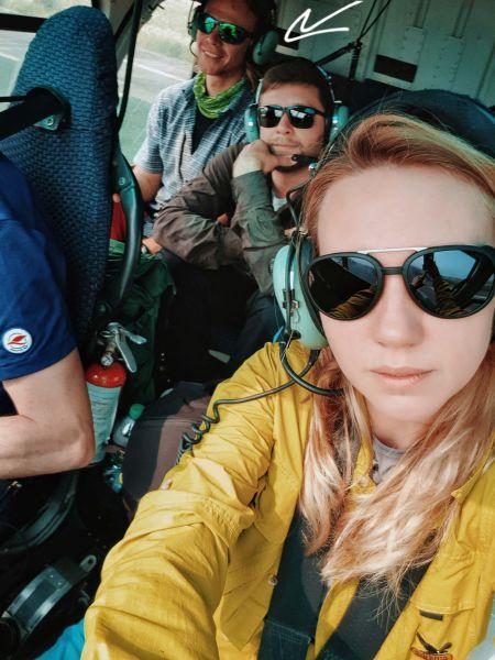 Перелет на вертолете в Луклу