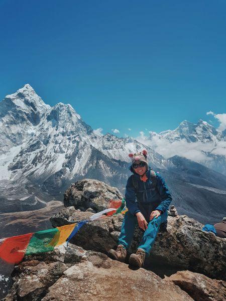 Трек к базовому лагерю Эвереста