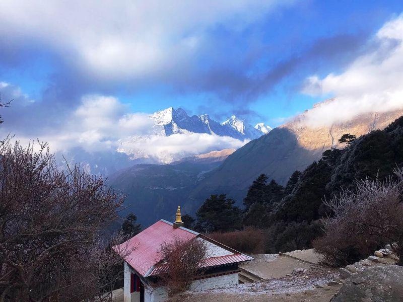 Непальский монастырь