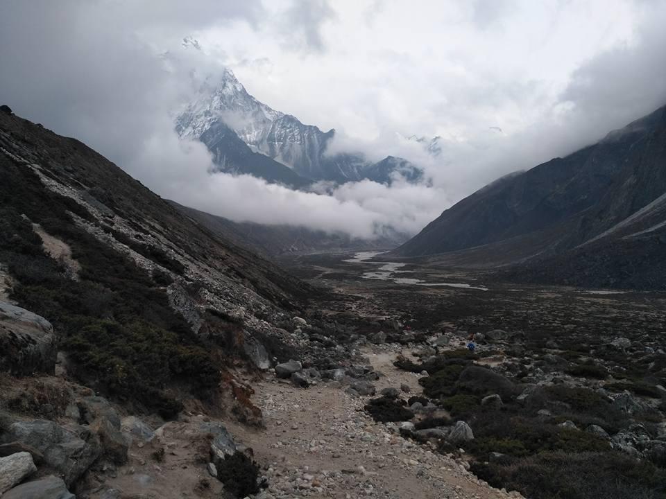 По дороге на Эверест