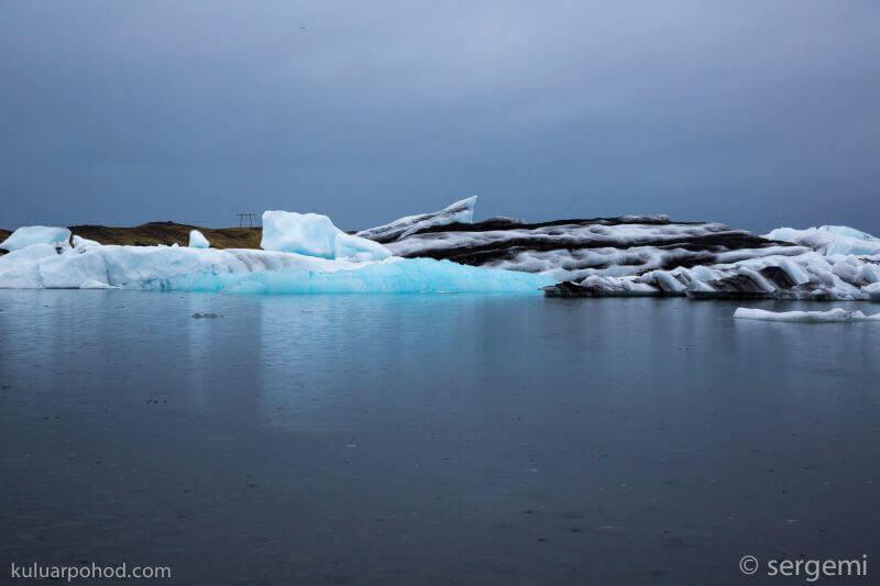 цветные льды