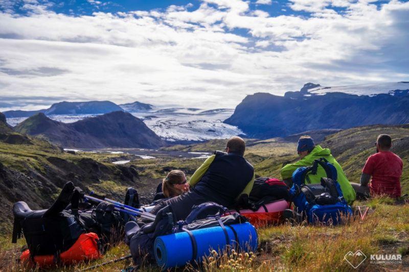 Похід по Ісландії