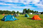 Палатка для похода по Исландии