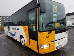 Міський автобус №55 з аеропорту Рейкьявіка