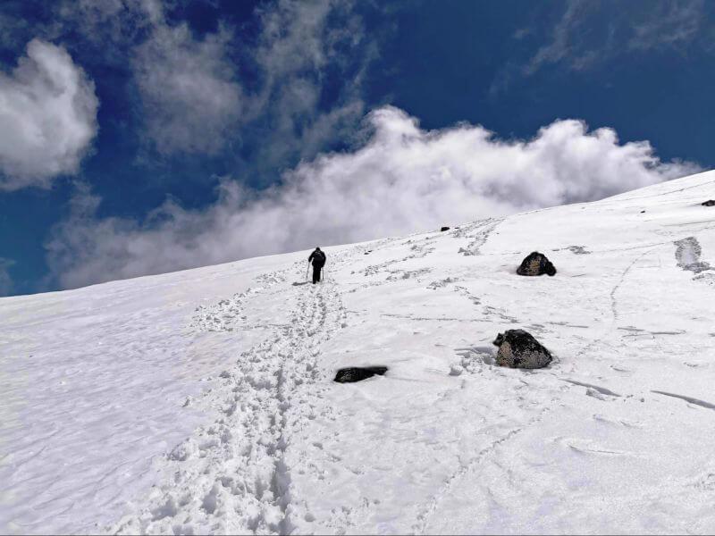 Восхождение на вершину Тсерго Ри - Лангтанг