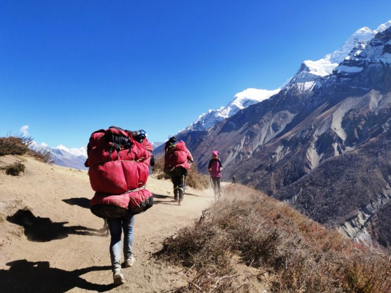 Непальскі портери