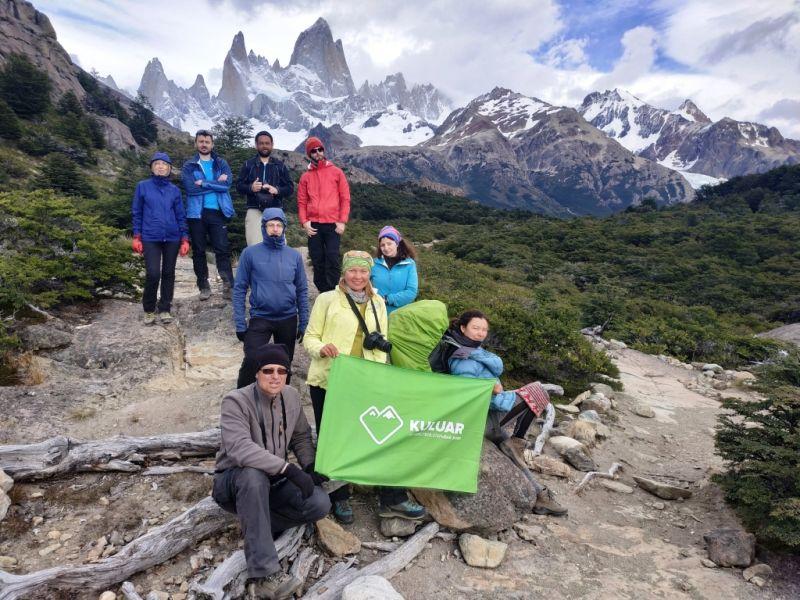 Поход по Патагонии