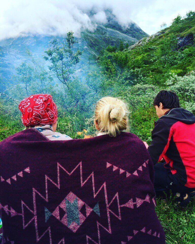 Наслаждаемся природой Норвегии