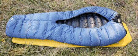 Спальный мешок квилт