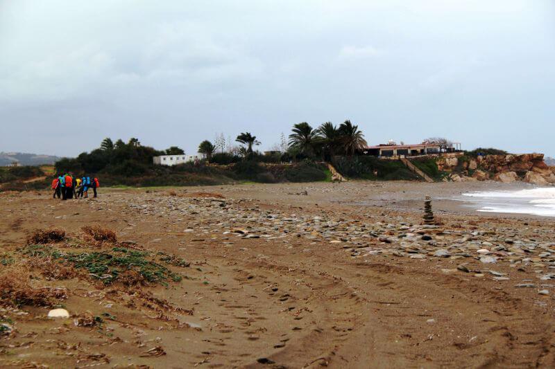 Пляж Лара на Кипре