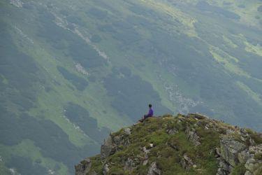 В тишине среди гор