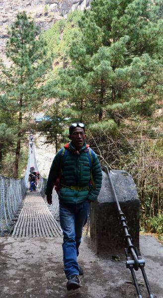 Местный гид в Непале