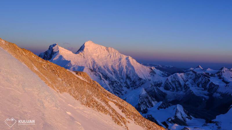 Эверест и Лхоцзе