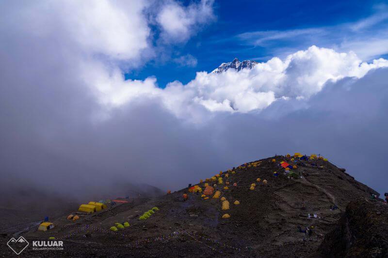 базовый лагерь Манаслу