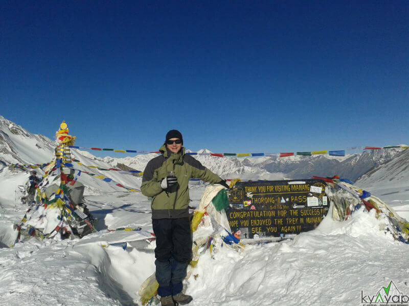 перевал Торонг-Ла