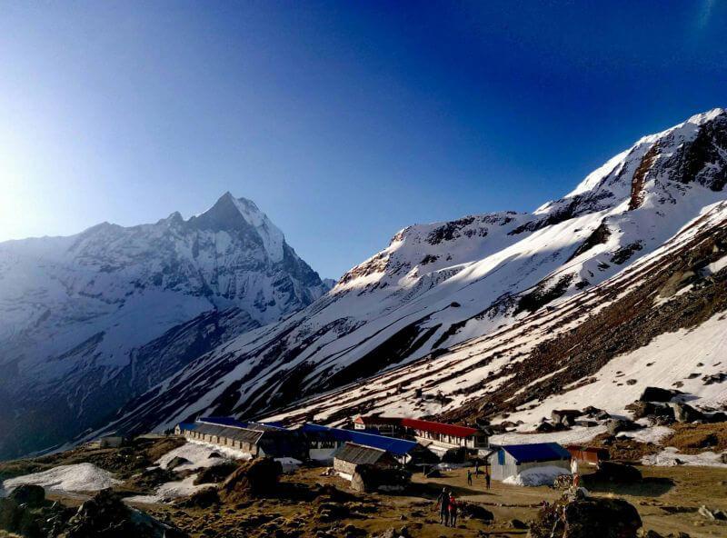 Прекрасные Гималаи