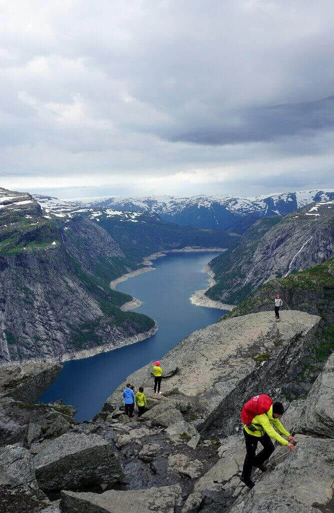 Язык тролля Норвегия