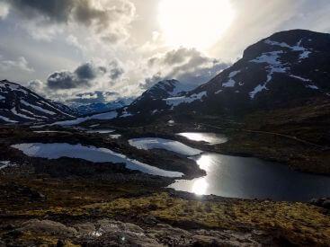 Лето в Норвегии