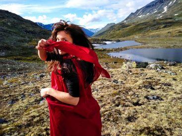 Фотосессия в Норвегии