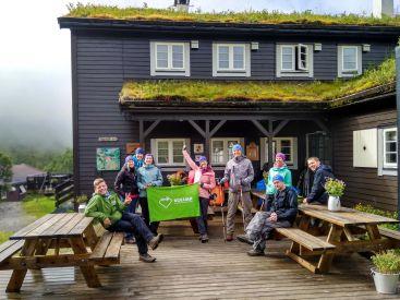 Группа Кулуар в Норвегии